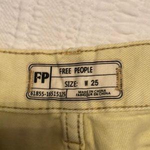 Free People Shorts - Free People Runaway Slouchy Shorts
